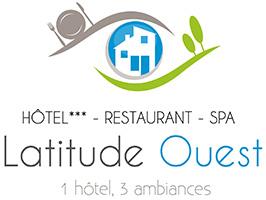 Latitude Ouest - Hotel*** Restaurant Spa