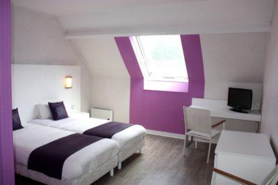 Chambre duplex-cote-sud-couleurs-provence-etage