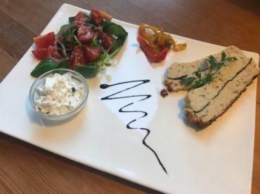 Hôtel restaurant Locronan-entree-terrine-poissons-kombu2