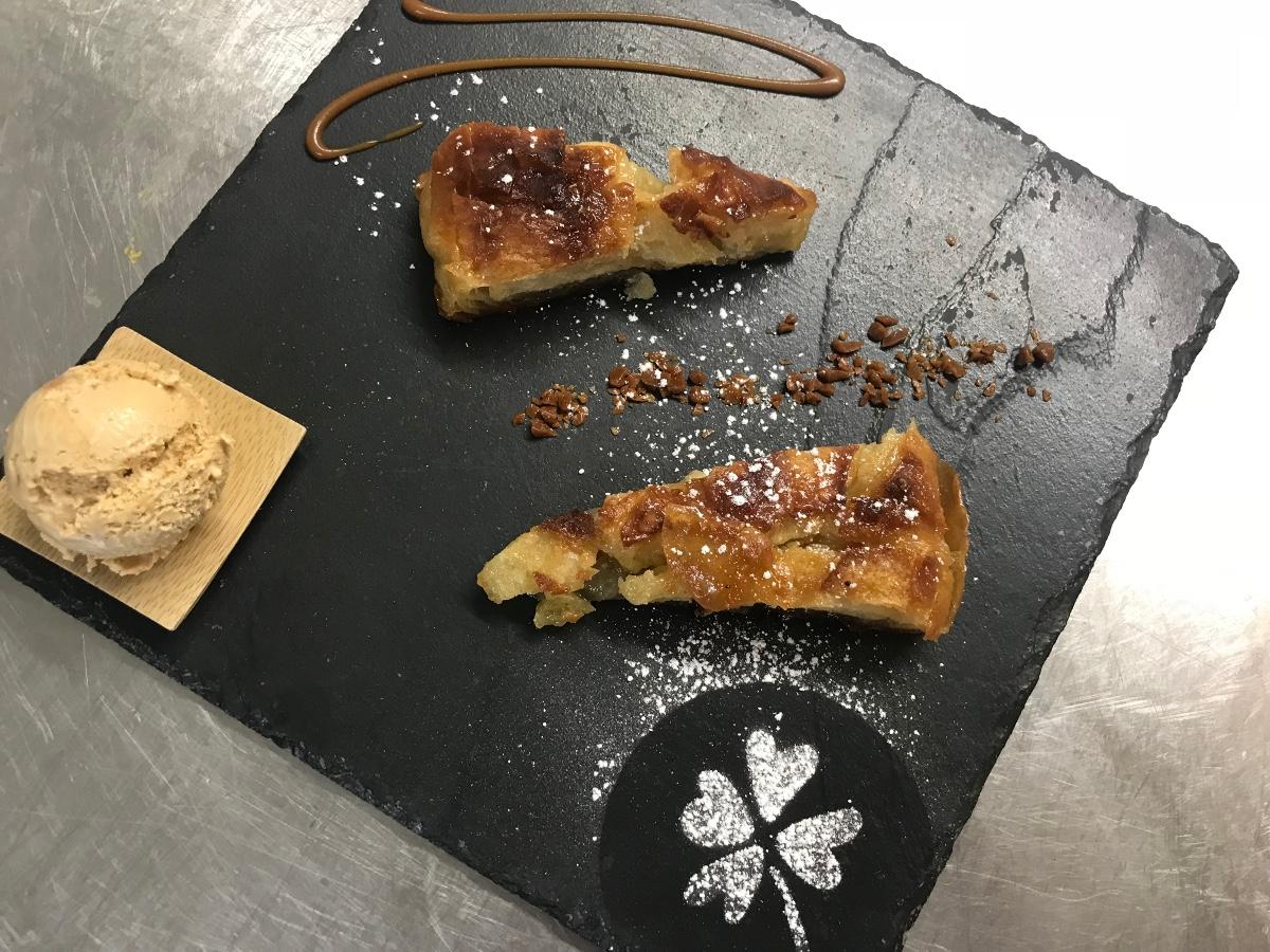 restaurant Latitude Ouest dessert-veritable-kouign-amann-de-douarnenez-thierry-lucsas