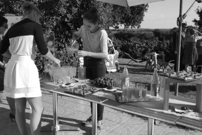 restaurant Latitude Ouest -service-amandine-noemie cocktail
