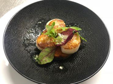 restaurant Latitude Ouest -entree-noix-de-saint-jacques
